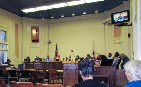 Berkeley city council members seated